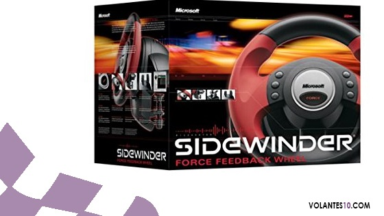 Microsoft Sidewinder Force Feedback Wheel