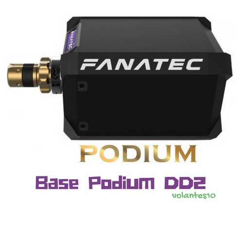 Fanatec Podium Wheel Base DD2 [ Para PC y Xbox One]