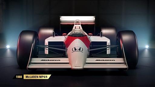 McLaren MP4/4 de 1988