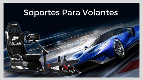 Soportes Para Volantes Ps4 Ps3 Xbox One Y Pc Volantes10 Com