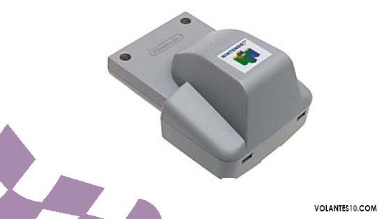 Rumble Pak de Nintendo 64