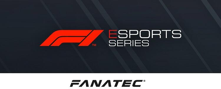 Fanatec Distribuidor Oficial para la Formula 1 esports