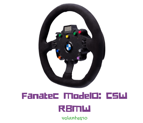 Fanatec ClubSport Steering Wheel BMW GT2 2