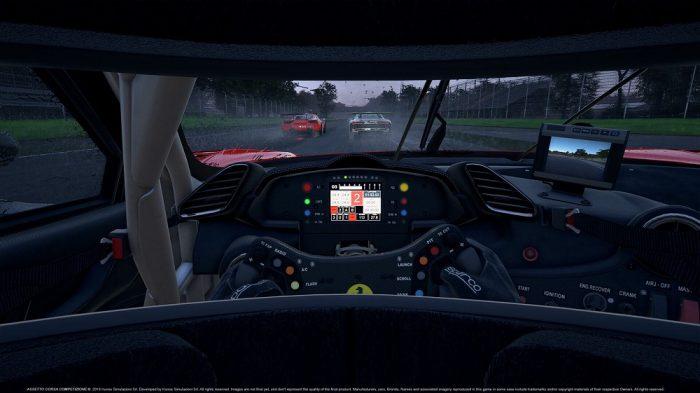 Assetto Corsa Competizzione ( Multijugador )