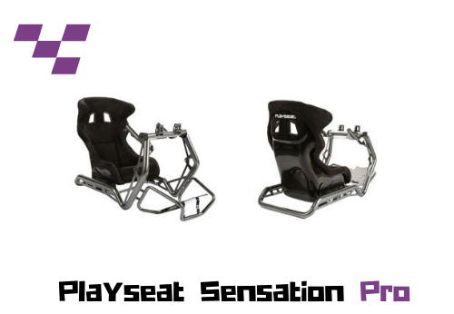 Vista lateral Playseat® Sensation Pro