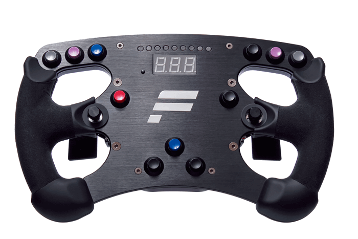 Fanatec ClubSport Steering Wheel Formula Black