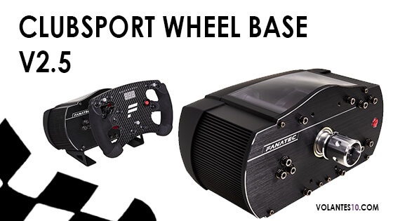 Base Fanatec Clubsport Base
