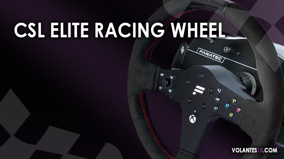Volante CSL Elite Racing Wheel para Xbox One & PC