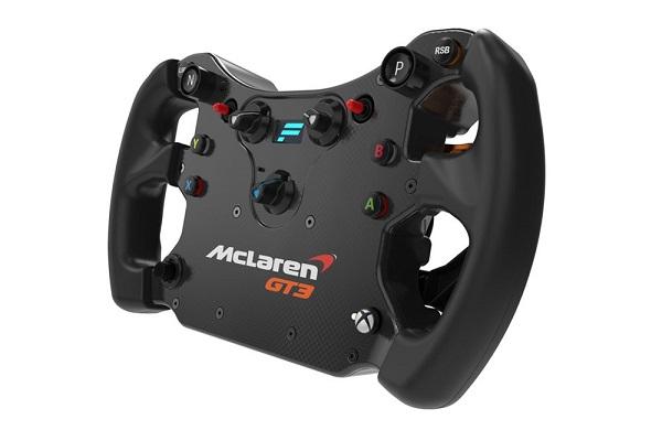 Análisis y Opiniones Steering Wheel McLaren GT3