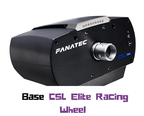 Fanatec CSL Elite Wheel Base  [ Para PS4]