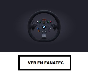 Fanatec ClubSport Steering Wheel BMW GT2 1