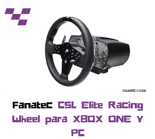 CSL Elite Racing Wheel para XBOX ONE y PC