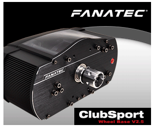Fanatec ClubSport Wheel Base V2.5 Para PC y Xbox One 5