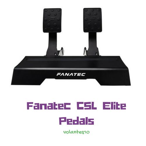 Fanatec CSL Elite Pedals ( Pedales )