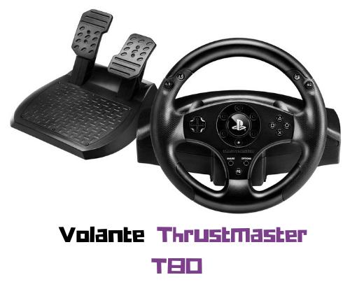 comprar volante Thrustmaster T80