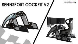cabina RennSport Cockpit V2