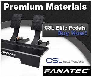 Fanatec CSL Elite Pedals ( Pedales ) 1