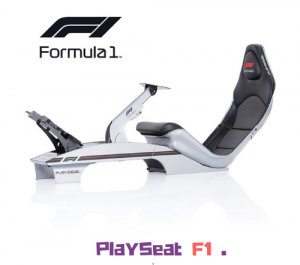 Asiento formula 1 playseat