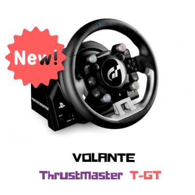 Volante Fanatec Thrustmaster T-GT