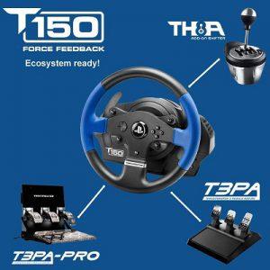 Ecosistema Thrustmaster T150