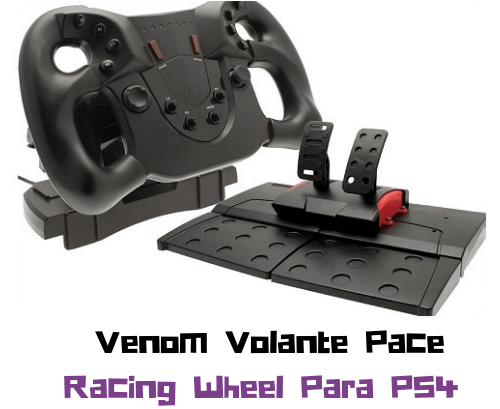Venom Volante Pace Racing Wheel