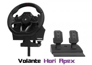 hori racing wheel para ps4