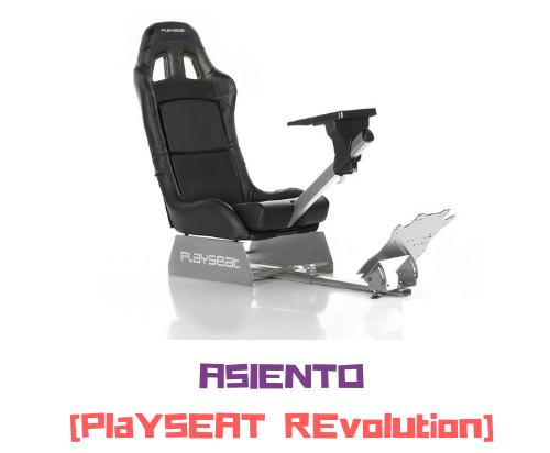 Asiento Playseat® Revolution