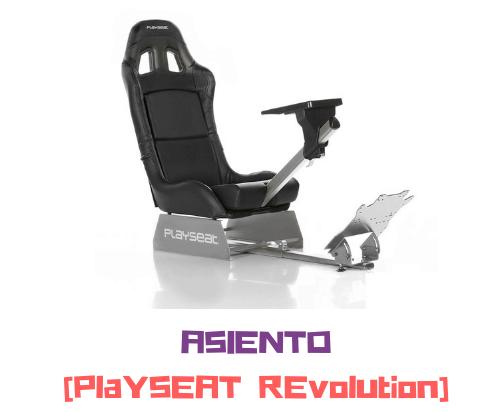 Asiento Playseat® Revolution