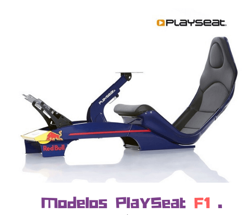 modelos de playseat F1