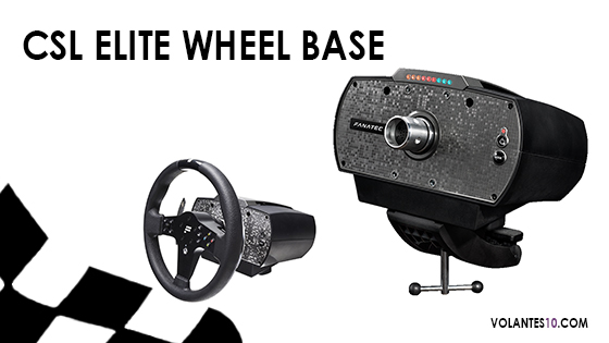 CSL Elite Wheel Base