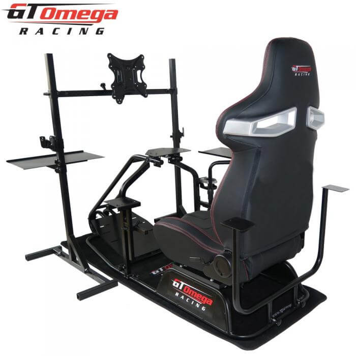 análisis y opiniones Chasis GT Omega PRO Racing [Profesional] + Silla RS9