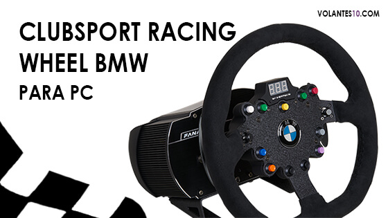 ClubSport Racing Wheel BMW para PC