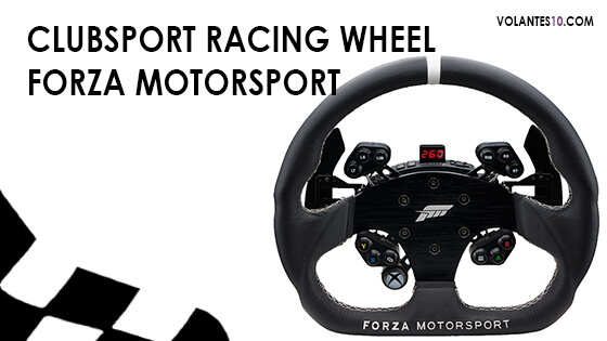 ClubSport Racing Wheel Forza Motorsport