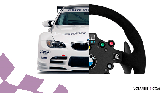 Analisis y Opiniones ClubSport Racing Wheel BMW para PC