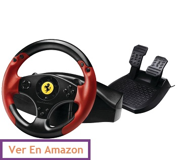 Thrustmaster - Ferrari Red Legend Volante ps3