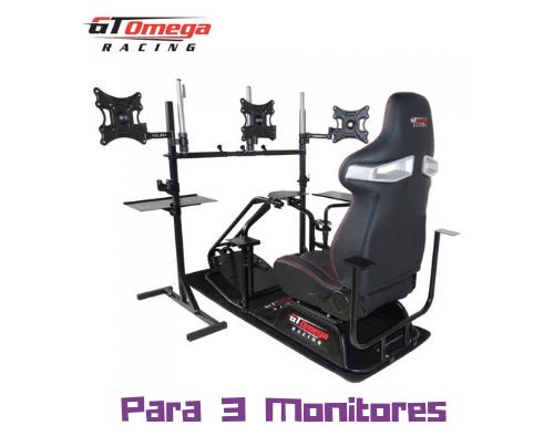 Chasis GT Omega PRO Racing [SUPREME] + Silla RS9 2