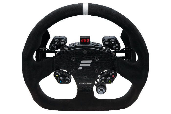 Fanatec ClubSport Steering Wheel GT