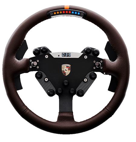 Análisis y Opiniones Fanatec ClubSport Steering Wheel Porsche 918 RSR