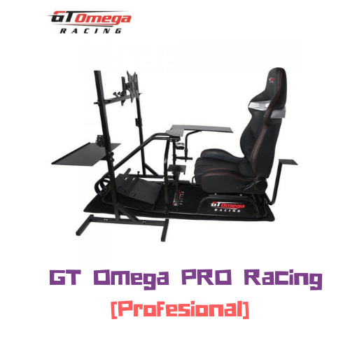 Chasis GT Omega PRO Racing [Profesional] + Silla RS9