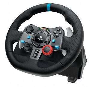 Logitech G29 Driving Force Para (PS4) - [Mejor Volante 2020 ?] 4