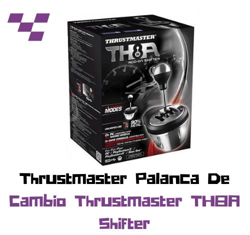 Palanca De Cambio Thrustmaster TH8A Shifter