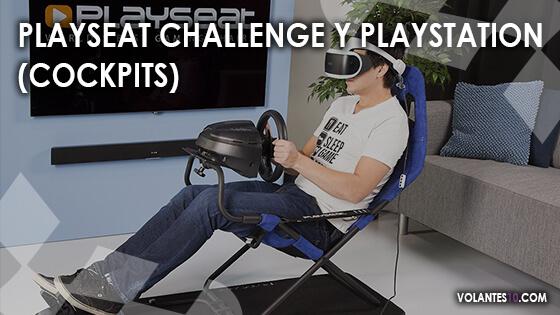 Silla Plegable Playseat Challenge