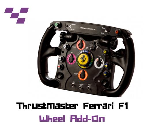 Aro Thrustmaster Ferrari F1 Wheel Add-On