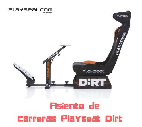Asiento Playseat® DiRT [ Con Licencia Oficial ]