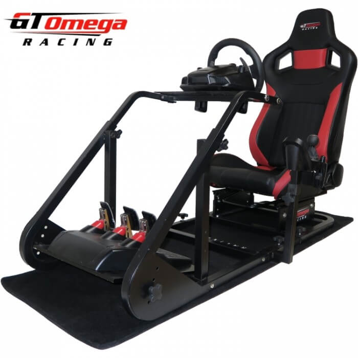 Chasis GT Omega ART + Silla RS6 - RS9 o XL RS 2