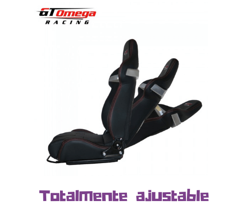 analisis y opiniones GT Omega PRO Racing [SUPREME] + Silla RS9