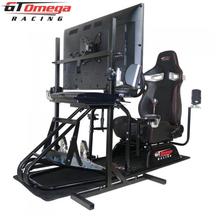 Chasis GT Omega PRO Racing [Profesional] + Silla RS9 1