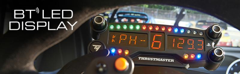 Análisis y Opiniones Thrustmaster – BT LED DISPLAY