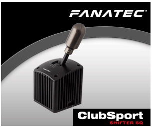 Fanatec ClubSport Shifter SQ V 1.5 1
