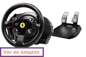 volante Thrustmaster T300 Ferrari GTE